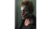 """<p>Josh Fried '06 looking rather different for the TV series """"Grimm.""""</p>"""
