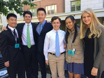 Science Research: GA Students Win Seven First Place Awards at PJAS State Competition