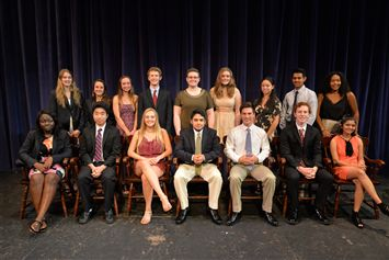 GA Upper School Celebrates Prize Day
