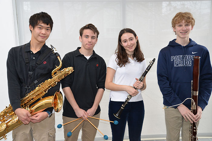 GA Musicians Shine at District Auditions