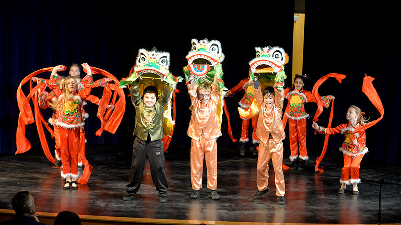 GA Celebrates Chinese New Year