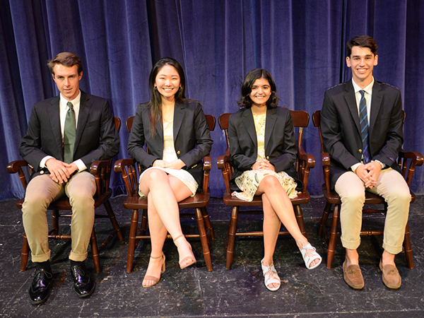 Class of 2019 McNeil Patriot Scholars Announced