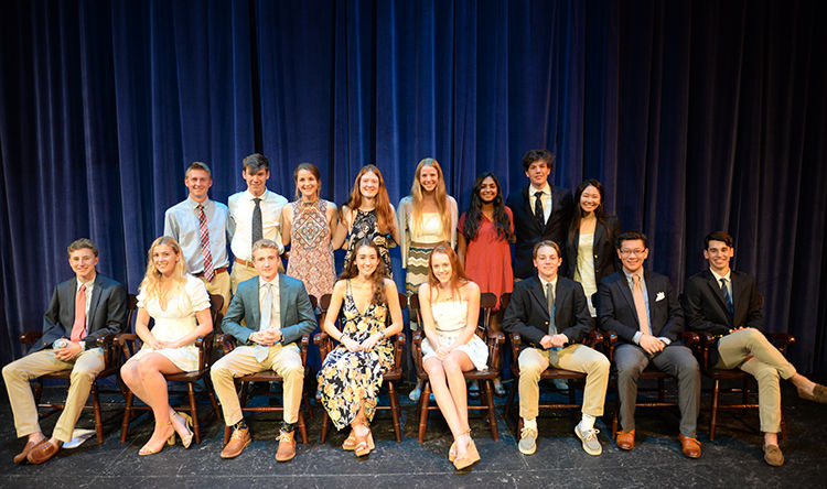 Class of 2019 Academy Club Members Announced