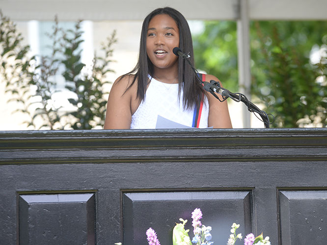 Class of 2018 Graduates from Germantown Academy