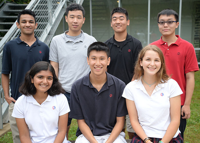 Seven Seniors Named National Merit Semifinalists