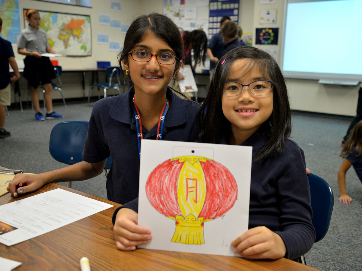 GA Students Celebrate the Anniversary of the Confucius Institute