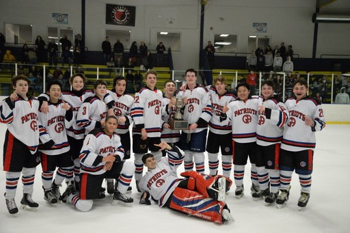 Ice Hockey: Patriots Repeat as IHL Champions