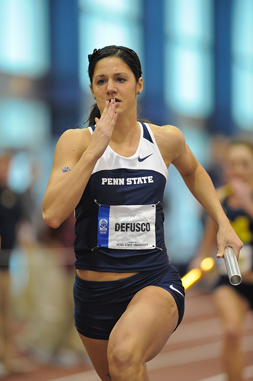 Caitlin DeFusco '07 Inducted into GA Athletic Hall of Fame