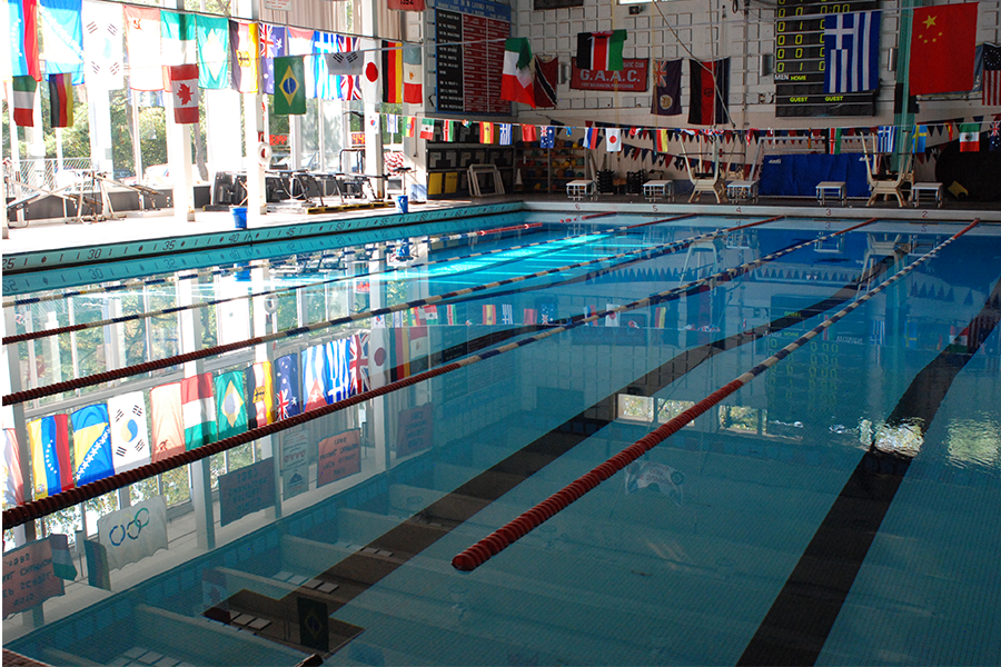 Facilities germantown academy for Germantown indoor swimming pool