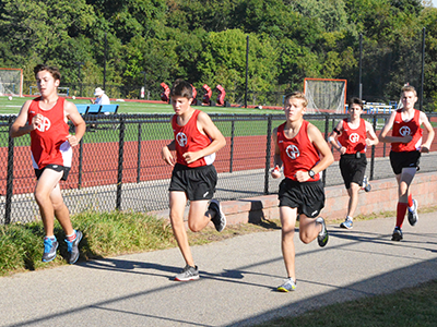 Boys Cross Country: Sandifer, Patriots Take down Penn Charter