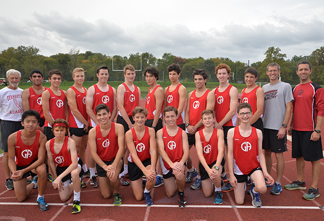 Boys Cross Country: Patriots Take Seventh at PAISAA Championships
