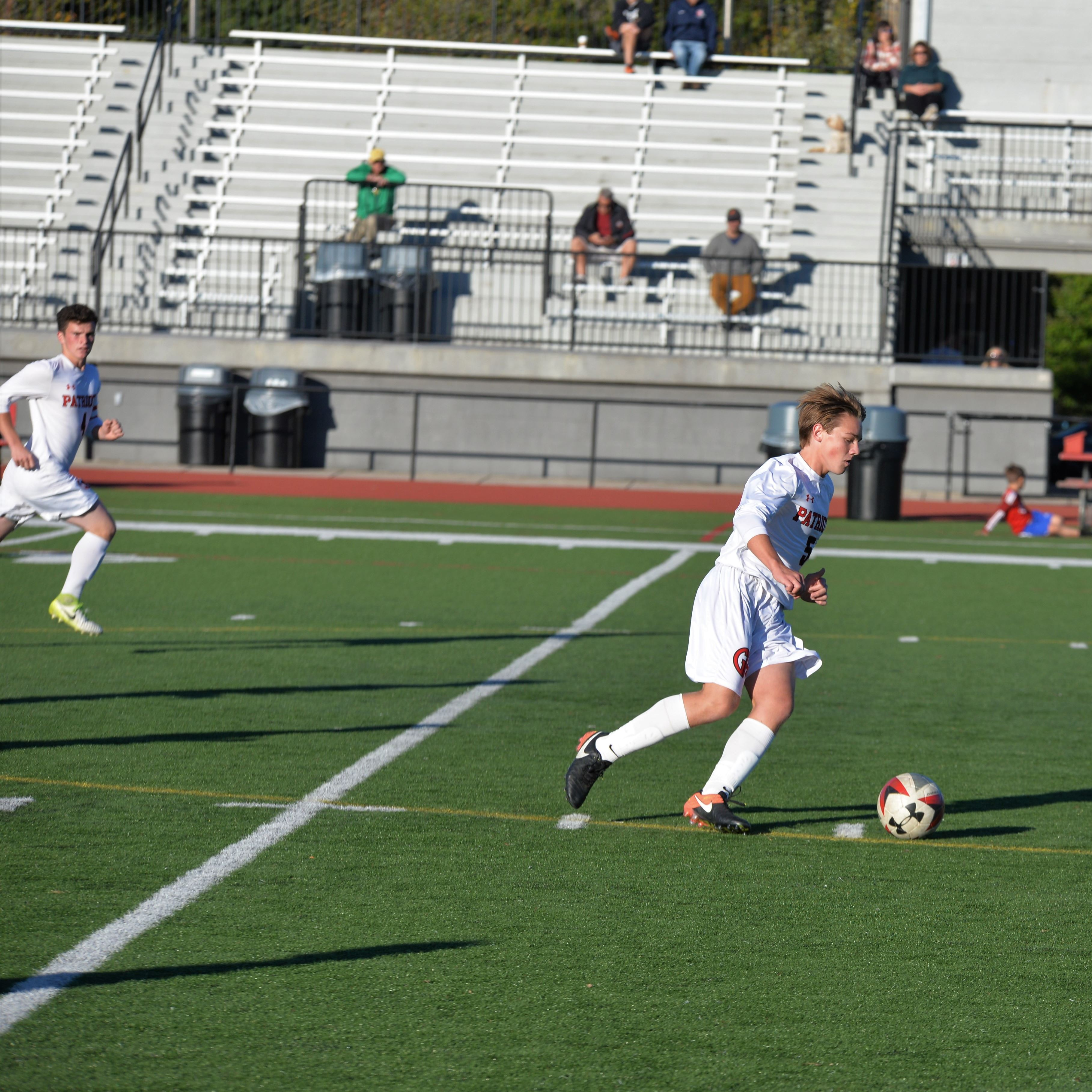 Boys Soccer: Patriots Face Kiski School On the Road in PAISAA Tournament