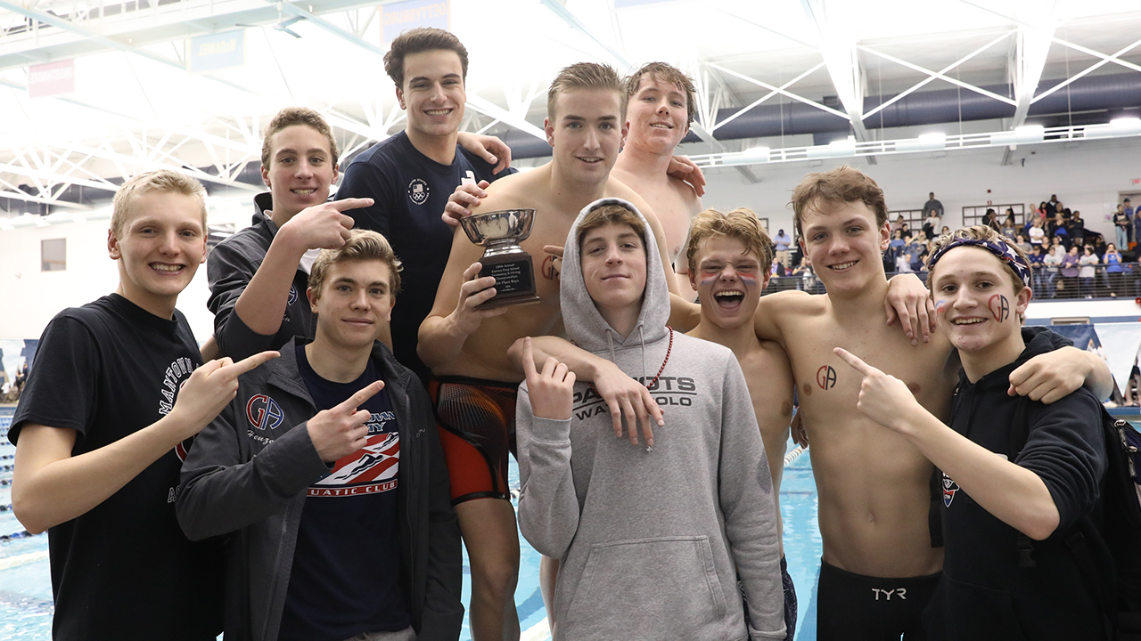 Boys Swimming and Diving: Morrissey Stands out at Easterns