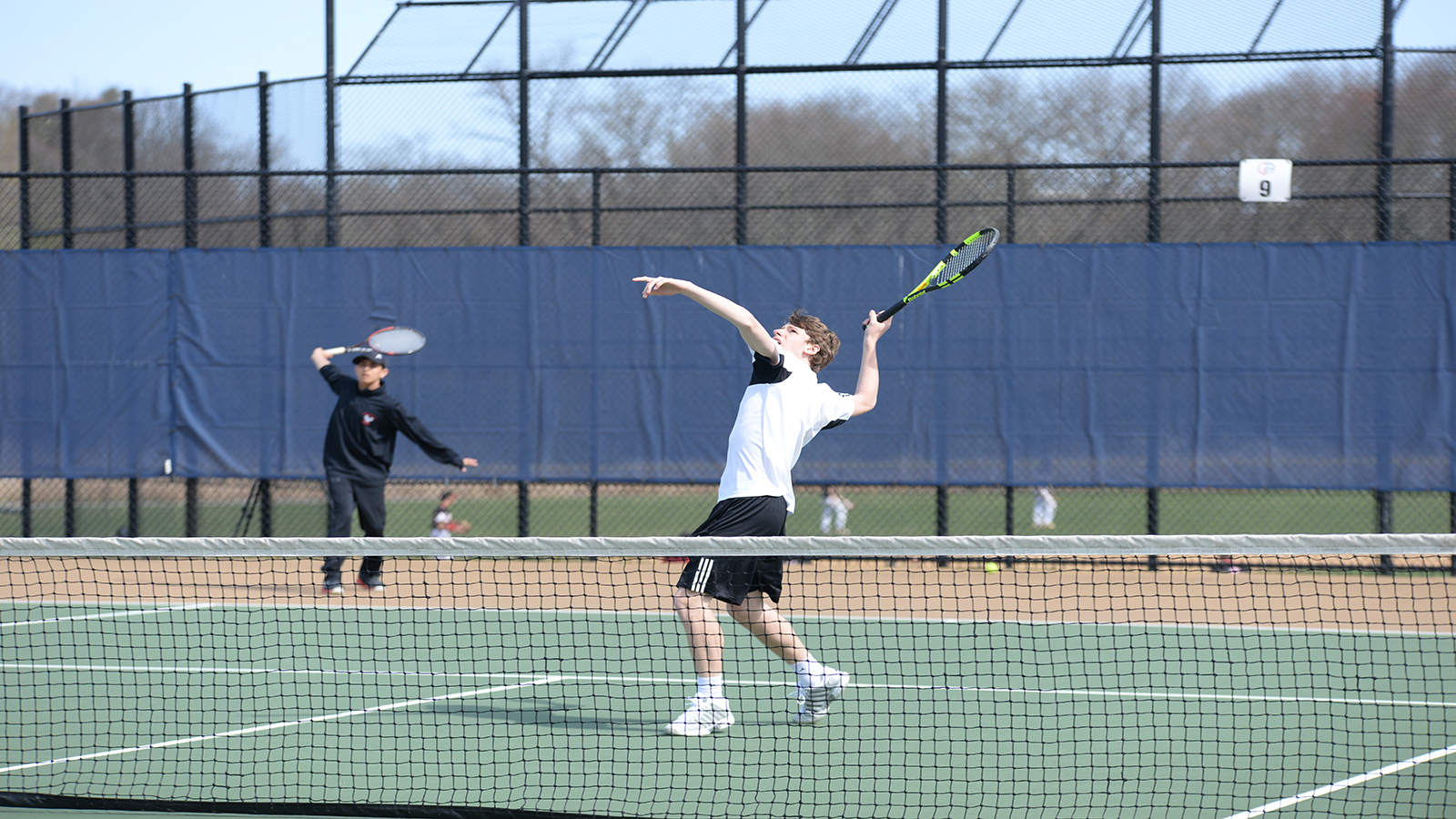 Boys Tennis: GA Wins First Match of Season Against Friends' Central
