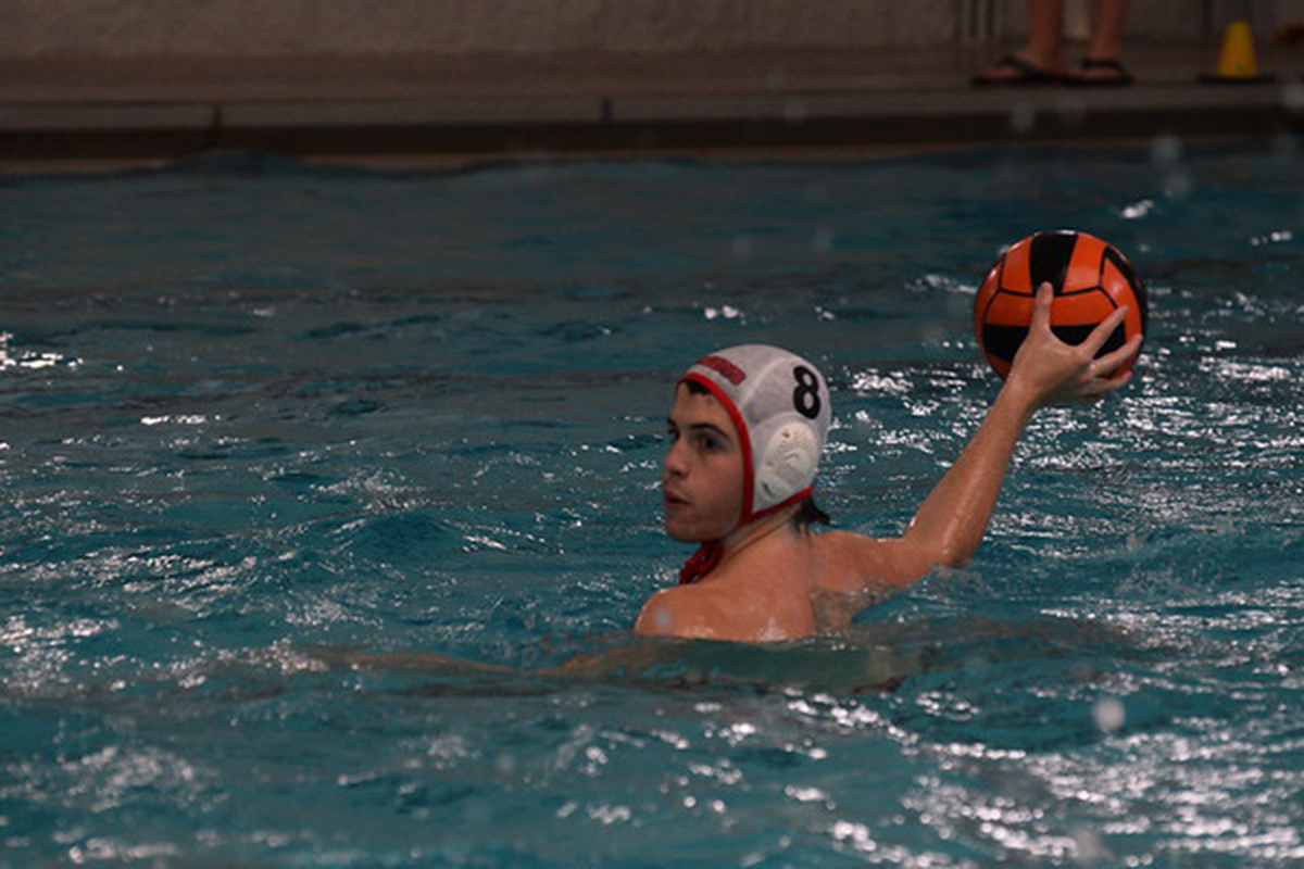 Boys Water Polo: Rams Halt GA's Win Streak