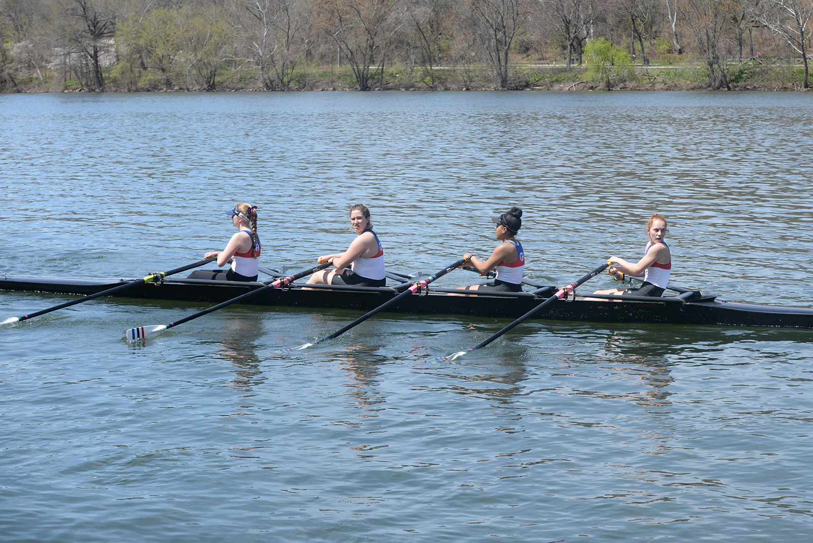 Crew: Three Groups Earn Medals at Cooper Cup