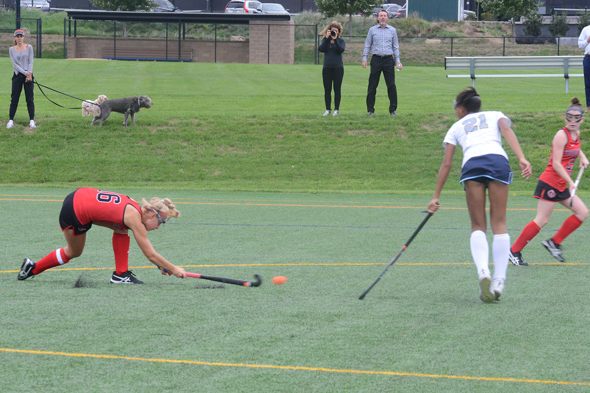 Field Hockey: Patriots End Devils' Perfect Season