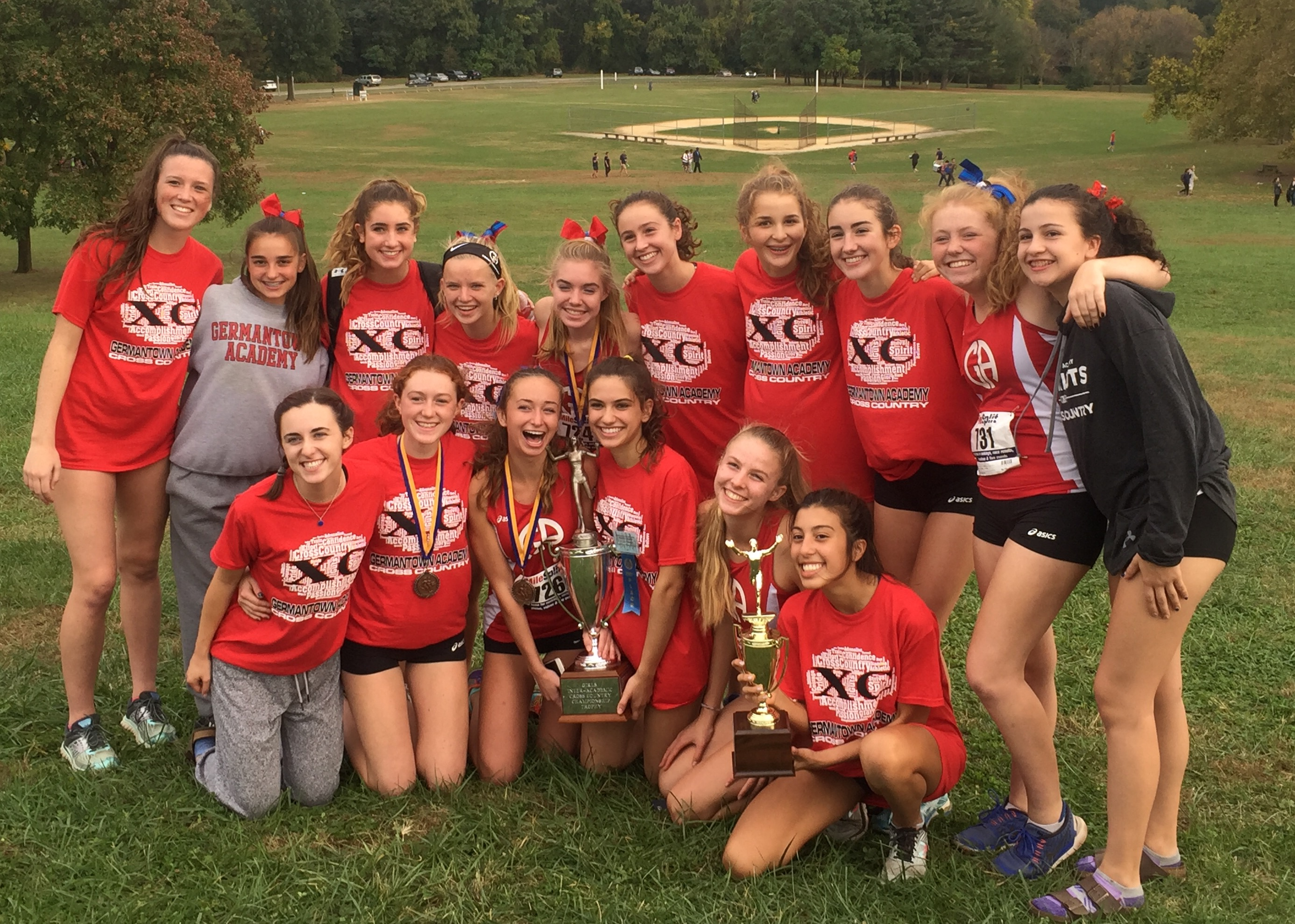 Girls Cross Country: Patriots Claim Second Consecutive Inter-Ac Title