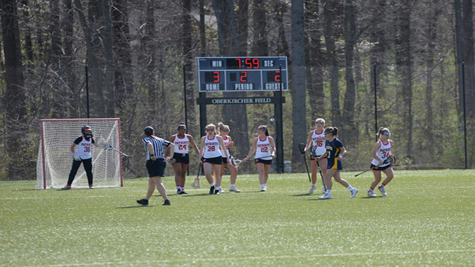 Girls Lacrosse: Patriots Look to Build Winning Culture in 2018
