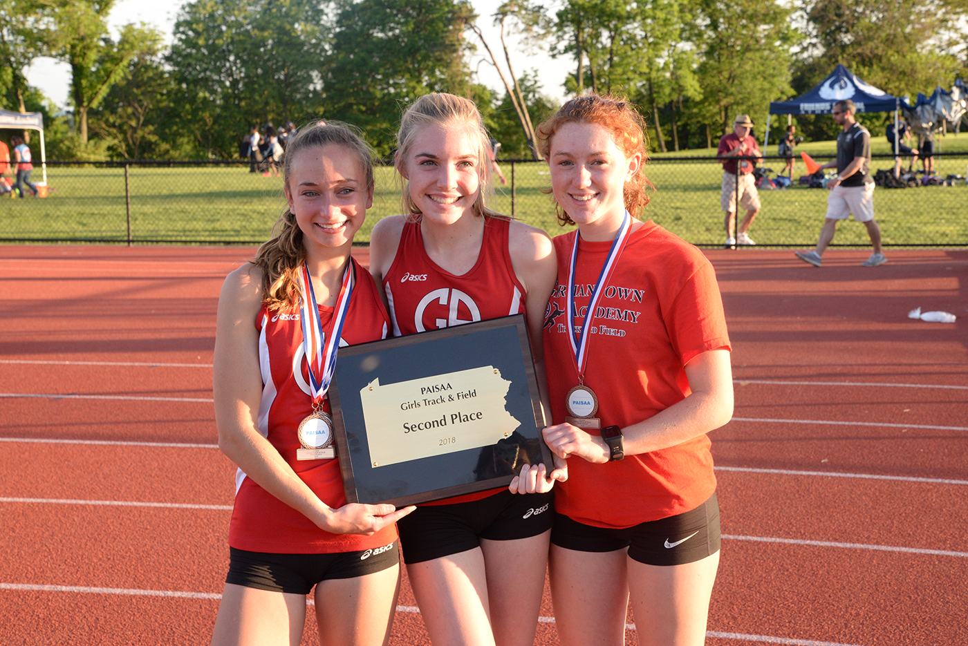 Girls Track & Field: GA Finishes Second at PAISAA Championship