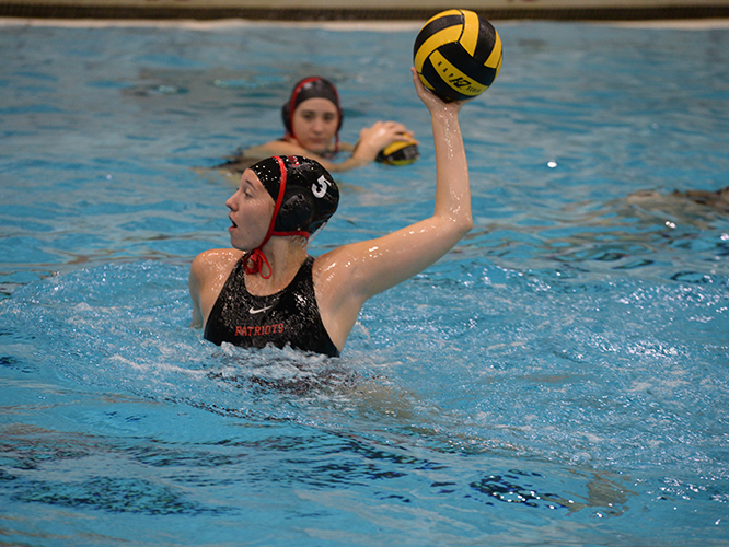 Girls Water Polo: Naessens Powers GA to Beast of the East Win over Wissahickon