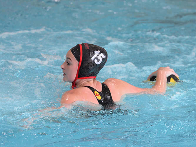 Girls Water Polo: Patriots Surge Past Charter