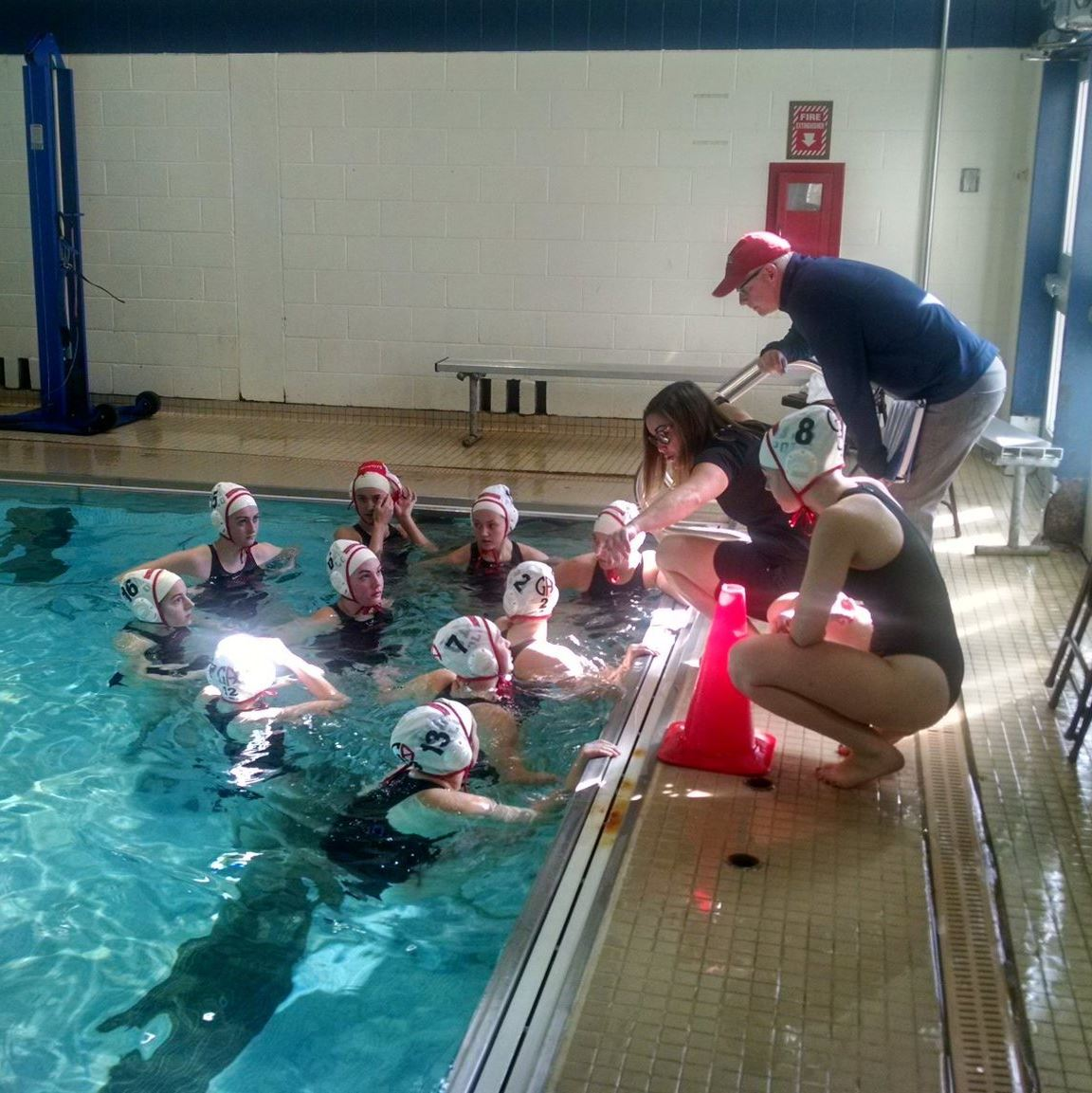 Girls Water Polo: Patriots Get Edged Late by Penn Charter