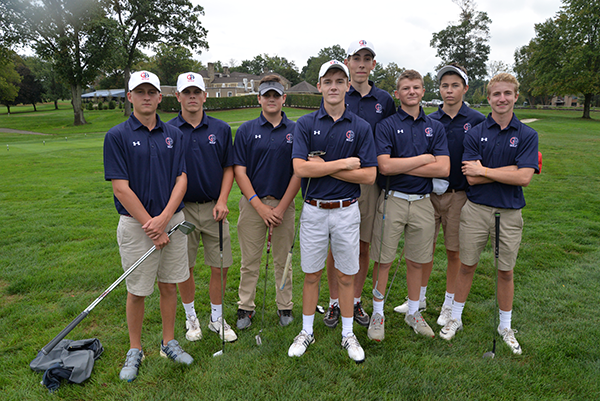 Golf: Patriots Host Inter-Ac League Invitational (PHOTO GALLERY)