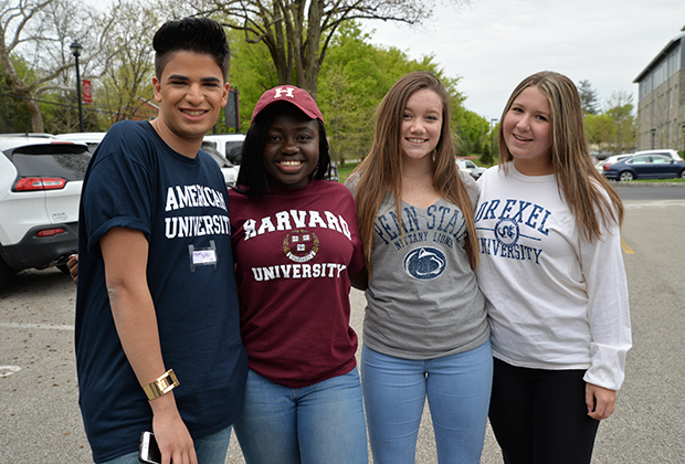 College Counseling Program At Germantown Academy High School