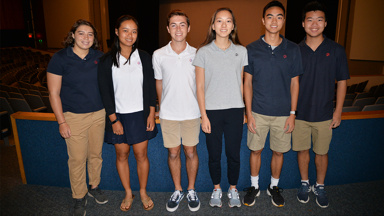Six Seniors Named National Merit Semifinalists