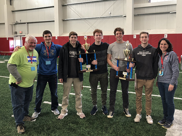 Germantown Academy Honors Engineering Dominates SeaGlide and SeaPerch Challenges