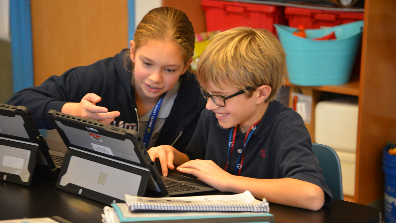 Middle School Students Dive Deep Into Computer Science