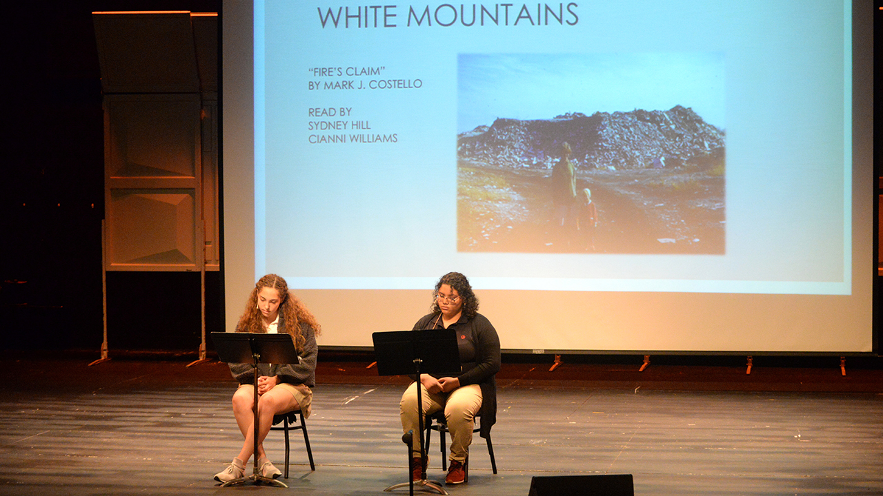 Germantown Academy Upper School Students Dive Deep Into Ambler's Story