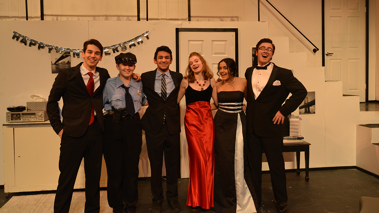 Belfry Club Nominated for Eight Cappies!